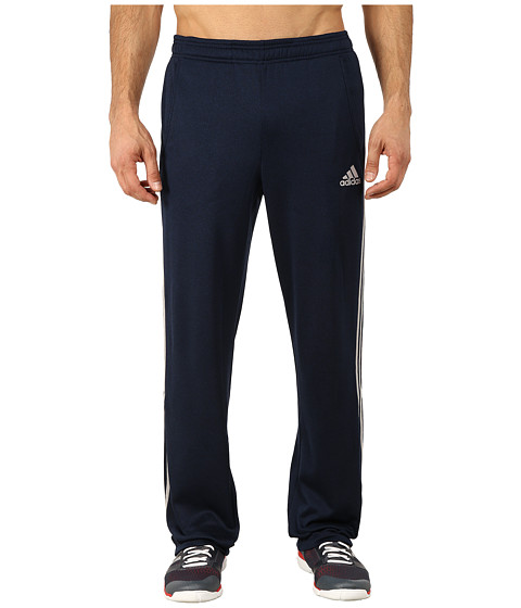 adidas - Ultimate Fleece 3S Pants (Collegiate Navy/Medium Grey Heather) Men's Workout