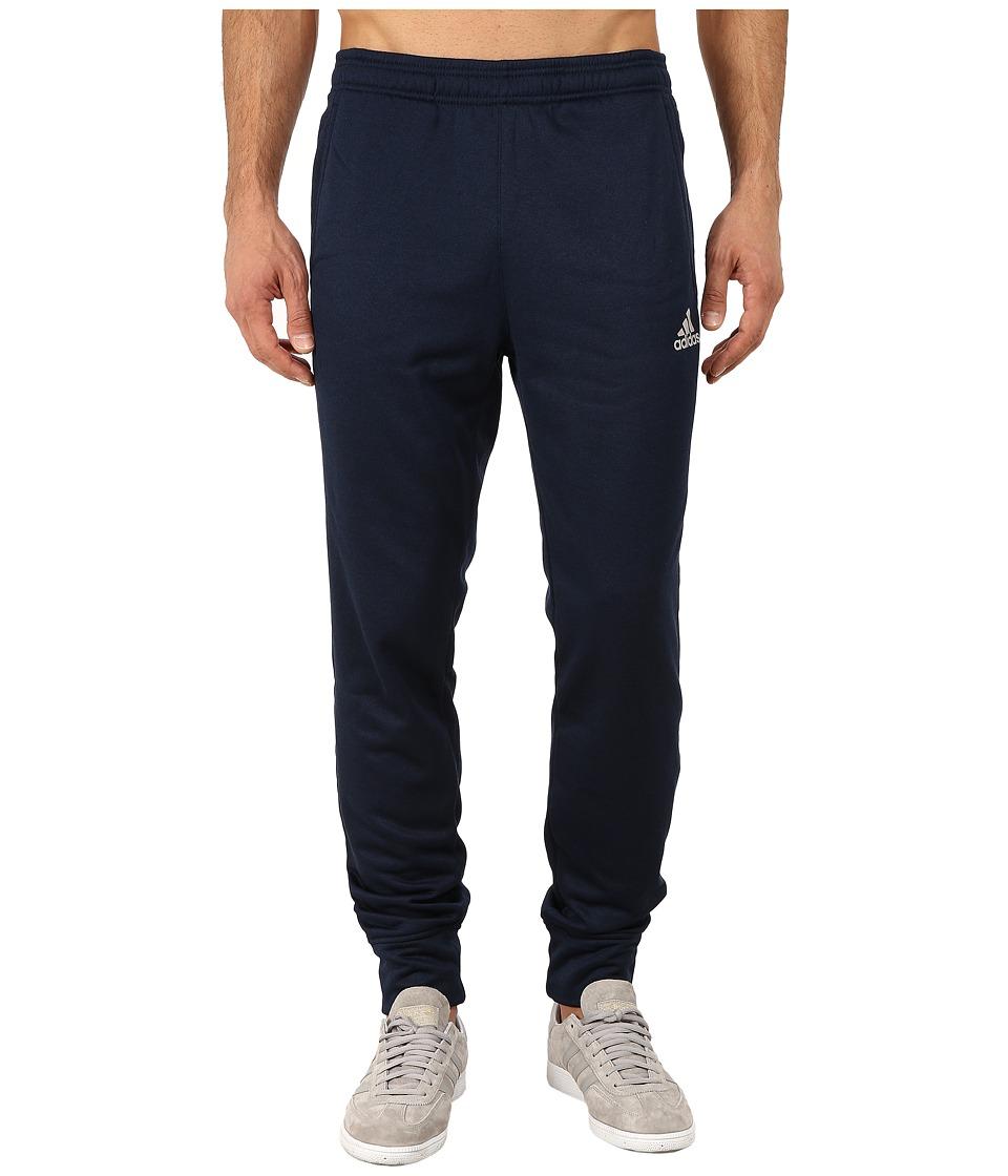 adidas - Ultimate Fleece Tapered Pants (Collegiate Navy) Men