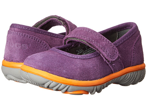 Bogs Kids - Wall Ball Mary Jane (Toddler) (Purple) Girls Shoes