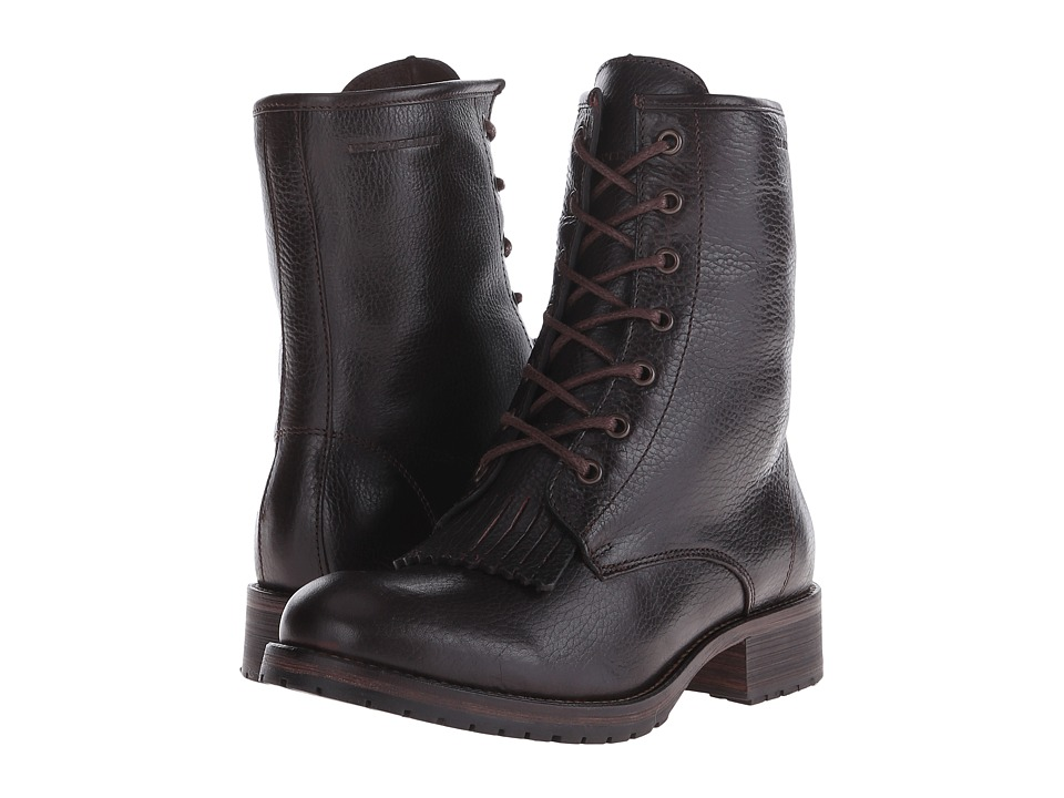 Wolverine - Rosie 6 Kiltie Lace-Up (Burgundy Leather) Women's Lace-up Boots