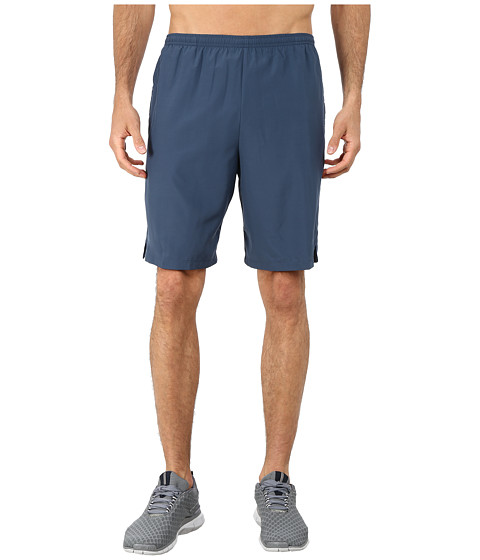 Nike - 9 Challenger Short (Squadron Blue/Black/Reflective Silver) Men