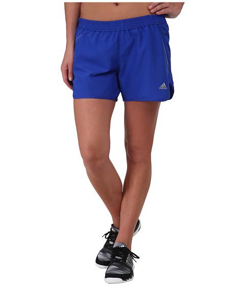 adidas - Sequencials Money 4 Short (Bold Blue) Women's Shorts
