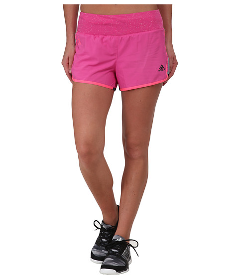 adidas - AKTIV M10 Shorts - Pink Ribbon (Intense Pink) Women