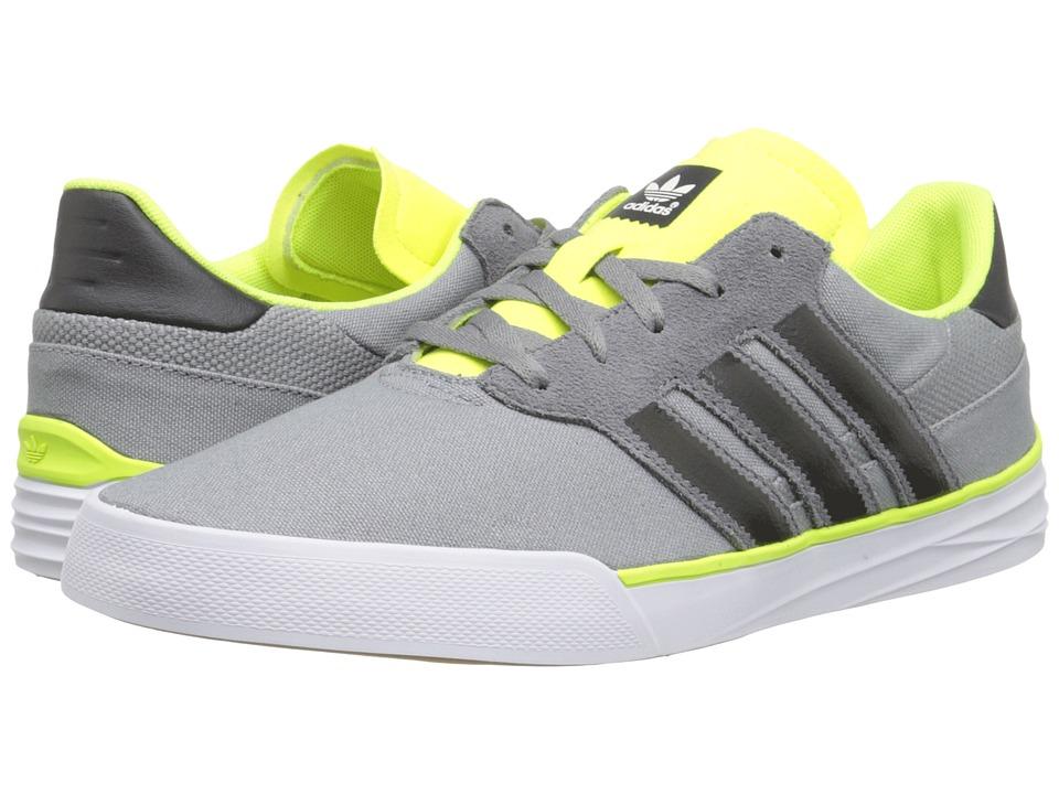 adidas Skateboarding - Triad (Black/White/Gum) Men's Skate Shoes