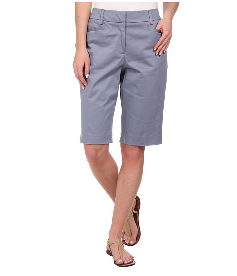 Pendleton - Trudy Shorts (Blue Ash Stretch Sateen) Women's Shorts