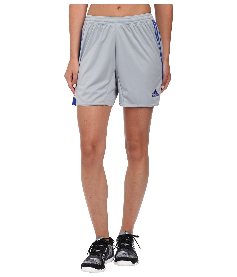 adidas - Tastigo 15 Knit Short (Collegiate Navy/Bright Cyan) Women