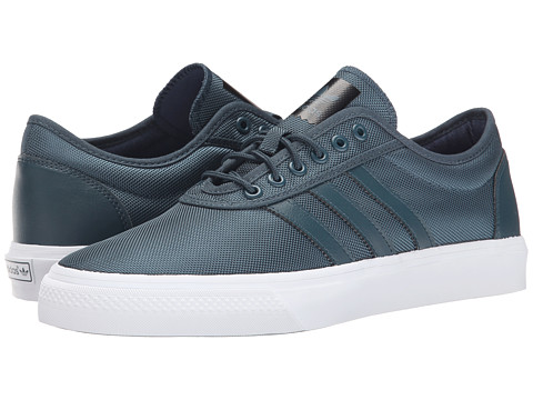 adidas Skateboarding - Adi-Ease (Midnight/White/Gum) Men's Skate Shoes