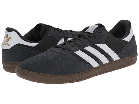 adidas - Copa Skate (Black/Midnight/Gold Metallic) Men's Skate Shoes
