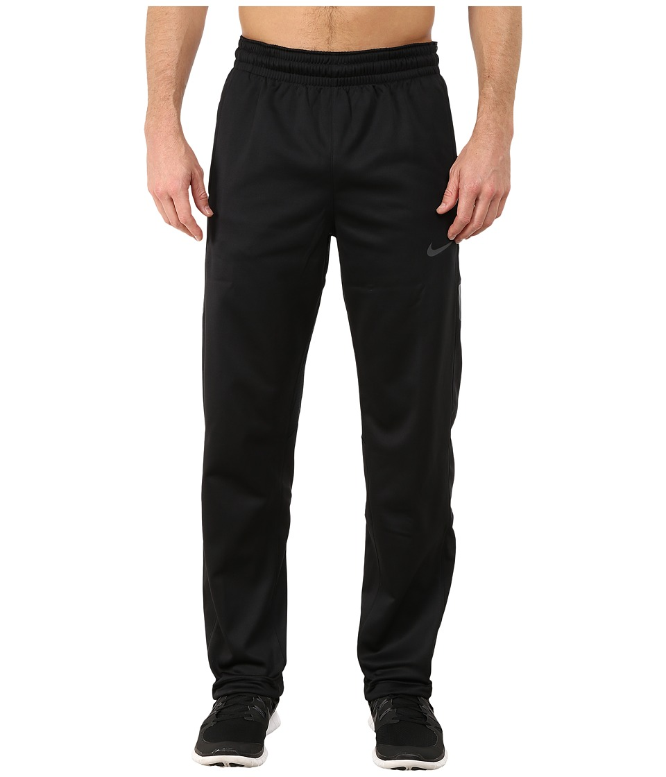 Nike - Elite Stripe Pants (Black/Anthracite/Anthracite/Anthracite) Men's Workout