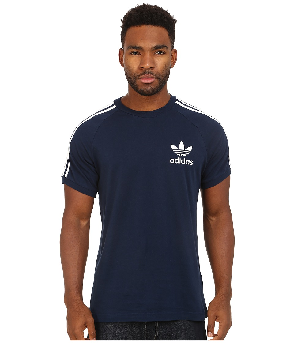 adidas Originals - Sport Essentials Tee (Collegiate Navy/White) Men's T Shirt