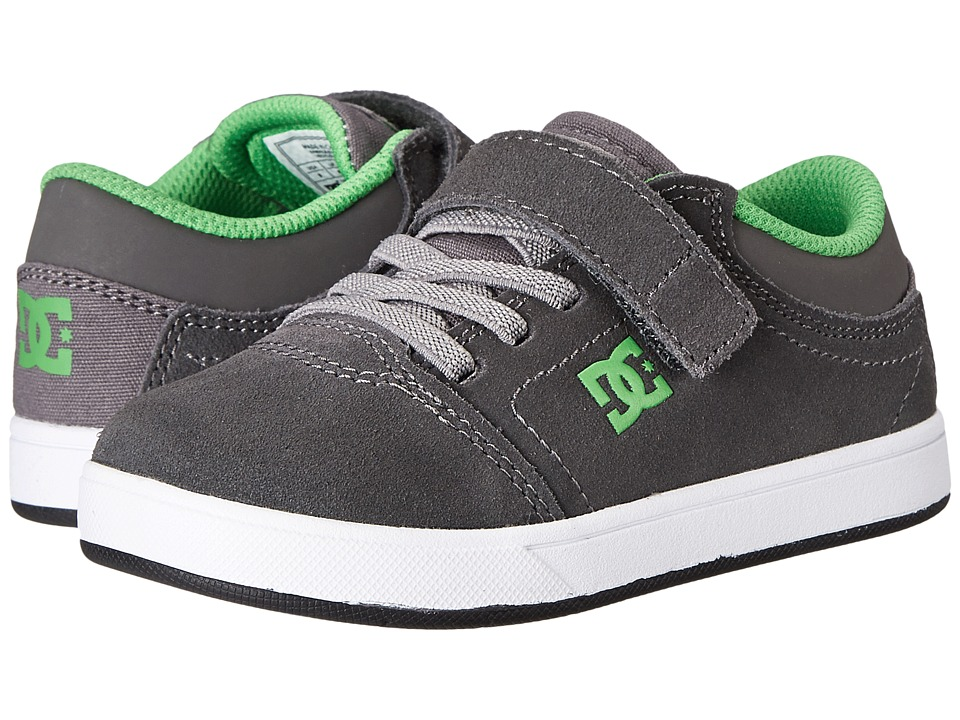 DC Kids - Crisis (Toddler) (Dark Shadow/Armor) Boys Shoes