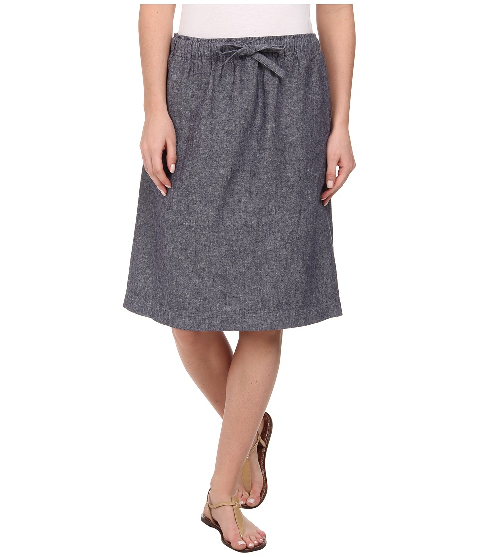 Pendleton - Summer Skirt (Indigo Weave) Women's Skirt