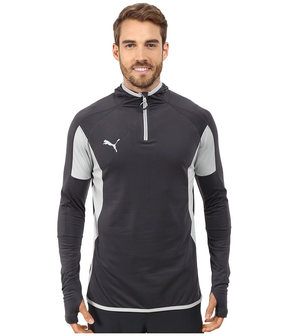 PUMA - IT Evotrg Hoodie (Periscope/Quarry) Men's Sweatshirt
