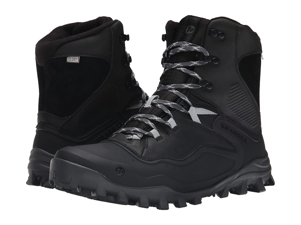 Merrell - Fraxion Shell 8 (Black) Men