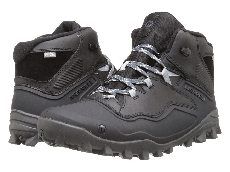 Merrell - Fraxion Shell 6 (Black) Men