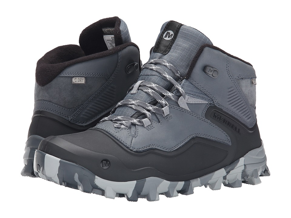 Merrell - Fraxion Shell 6 (Monument) Men