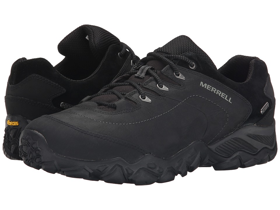 Merrell - Chameleon Shift Trek Waterproof (Black) Men's Climbing Shoes