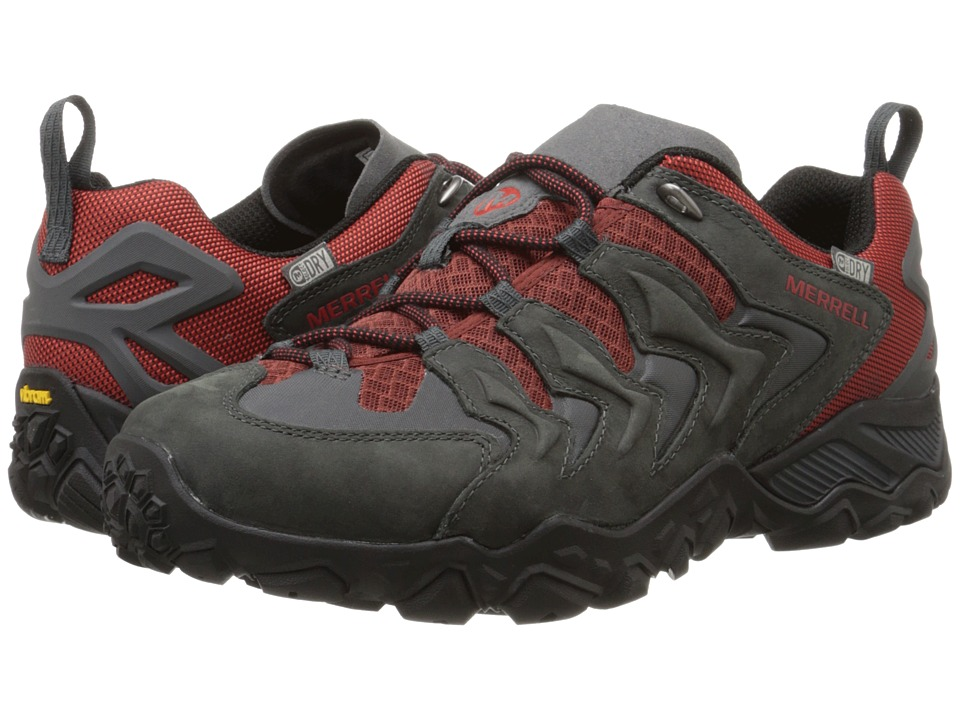 Merrell - Chameleon Shift Ventilator Waterproof (Granite) Men's Shoes