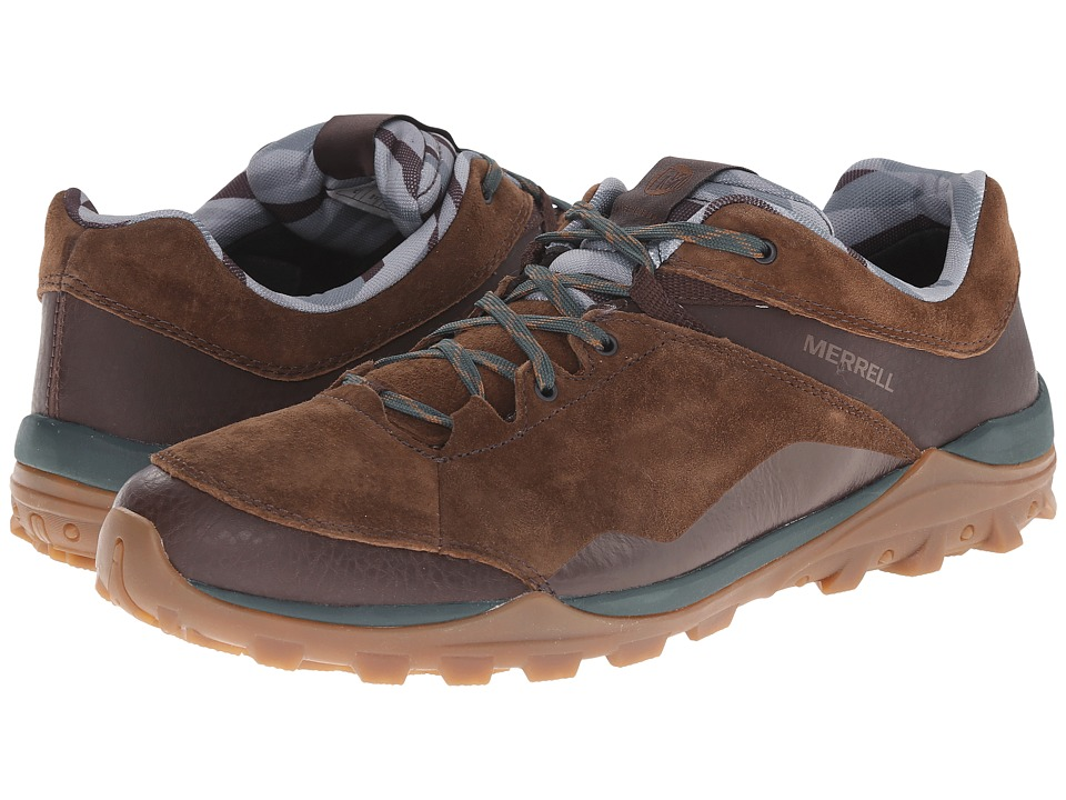 Merrell - Fraxion (Chocolate Brown) Men's Climbing Shoes