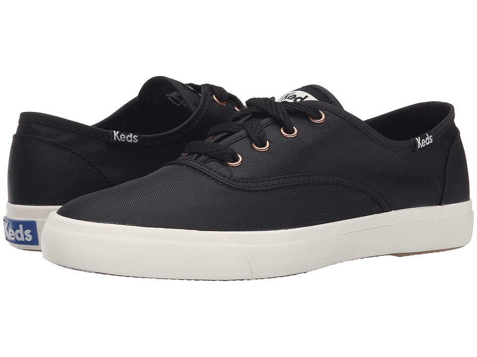 Keds - Triumph Nylon (Black) Women