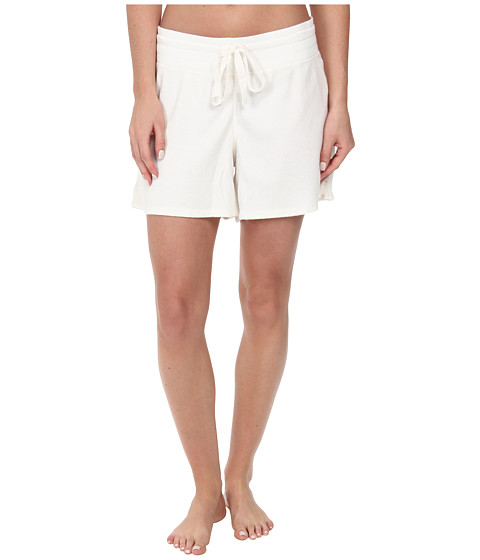Dylan by True Grit - Solid Shorts (Faded White) Women's Shorts