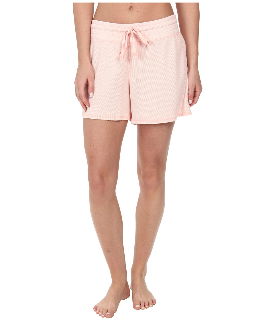 Dylan by True Grit - Solid Shorts (Pastel Pink) Women's Shorts