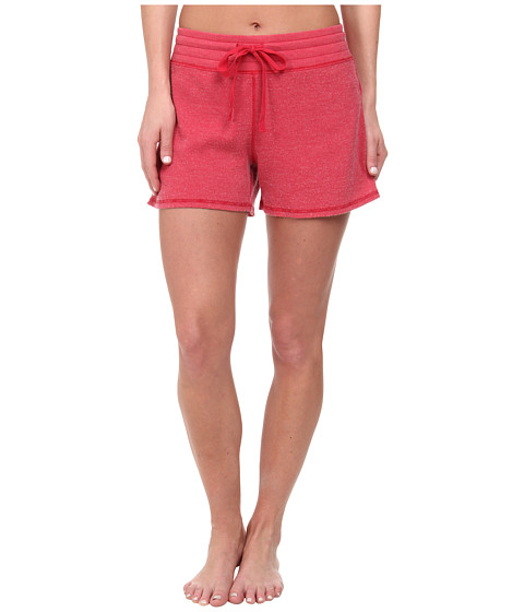 Dylan by True Grit - Solid Shorts (Vintage Red) Women's Shorts