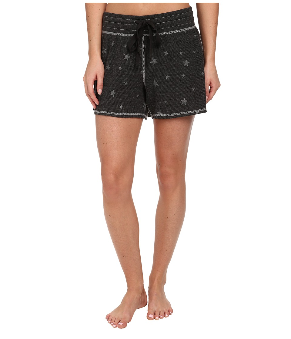 Dylan by True Grit - Stars Shorts (Vintage Black) Women's Shorts