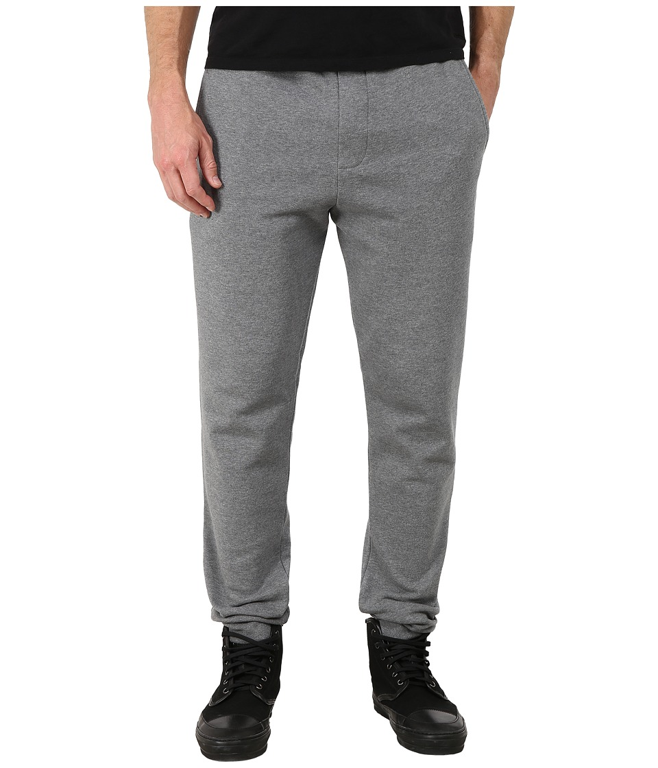 McQ - Jogging Sweatpants (Grey Melange) Men's Casual Pants