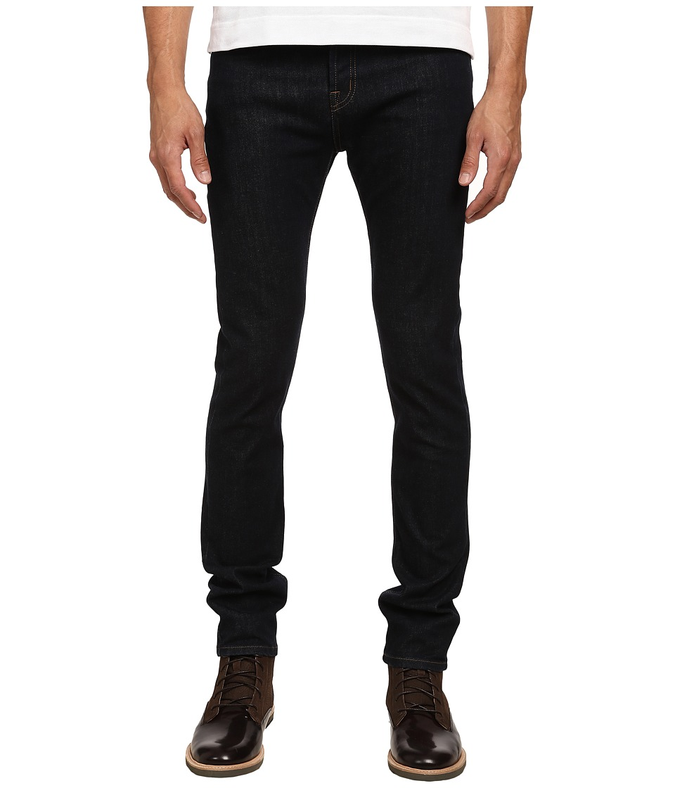 McQ - Strummer Jeans (Raw Indigo) Men