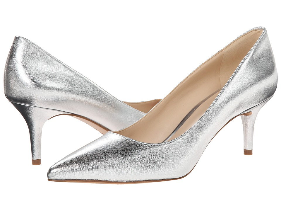 Nine West - Margot (Silver Metallic) High Heels