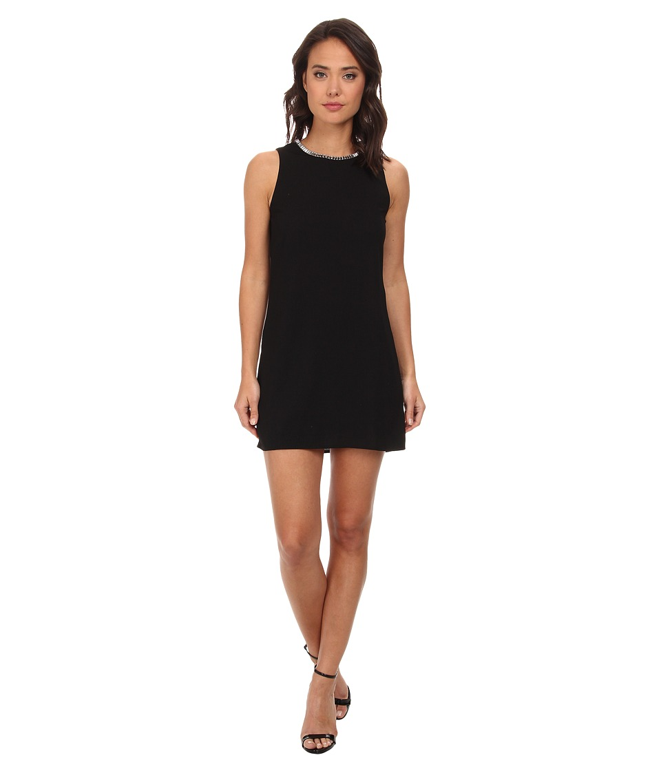 Gabriella Rocha - Clare Shift Dress (Black) Women's Dress