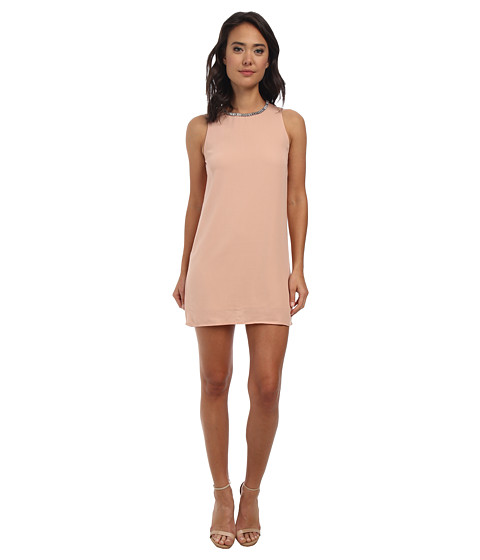 Gabriella Rocha - Clare Shift Dress (Blush) Women