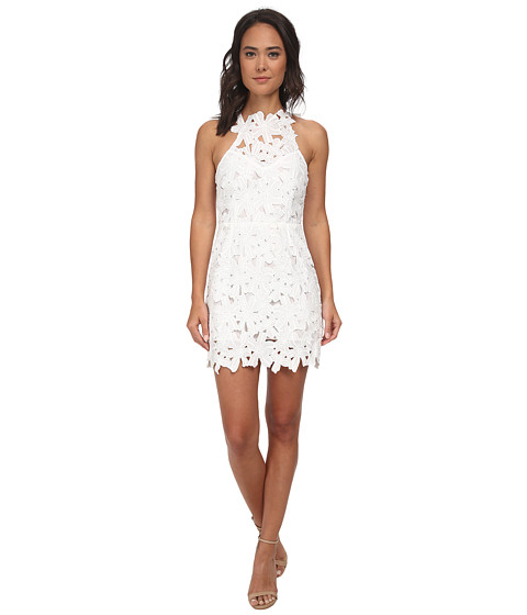 Gabriella Rocha - Nicki Sleeveless Lace Dress (White) Women's Dress