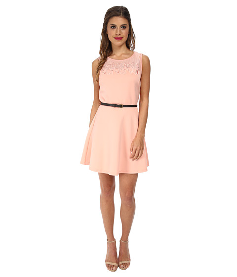 Gabriella Rocha - Calista Sleeveless Dress (Baby Pink) Women
