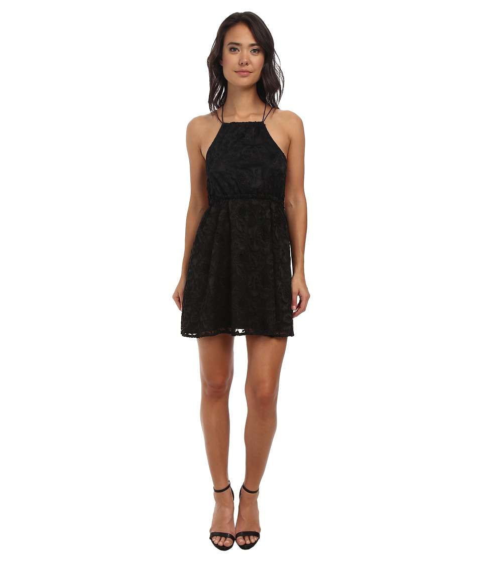 Gabriella Rocha - Hailee Spaghetti Strap Dress (Black) Women's Dress