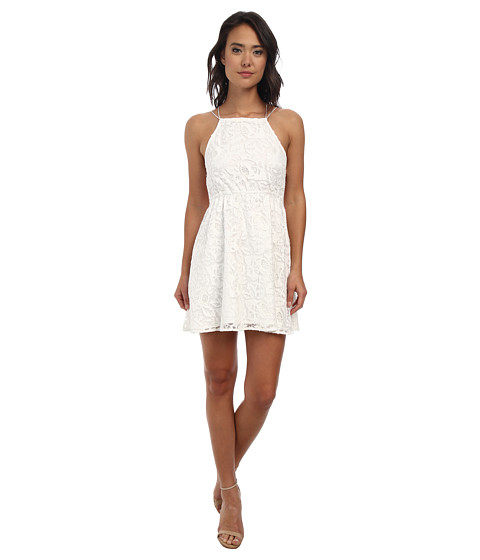 Gabriella Rocha - Hailee Spaghetti Strap Dress (White) Women's Dress