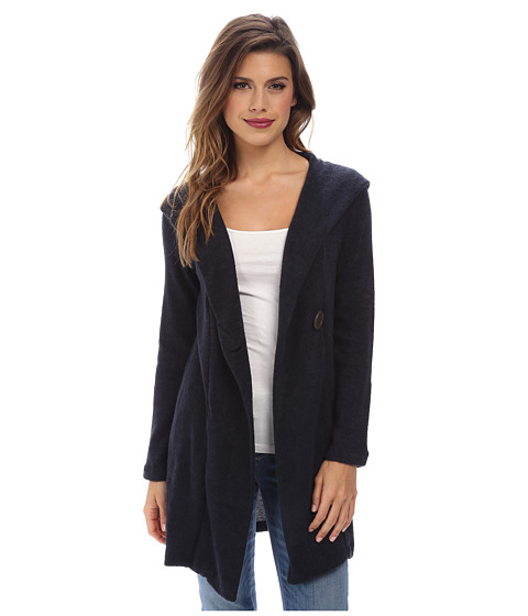 Gabriella Rocha - Estelle Hooded Sweater (Navy) Women