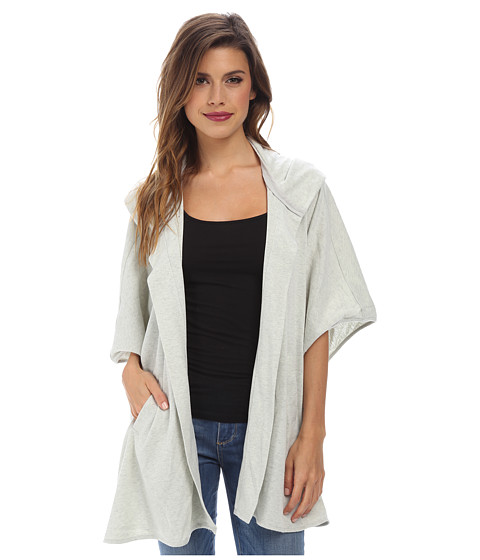 Gabriella Rocha - Brooke Hooded Cardigan (Grey) Women