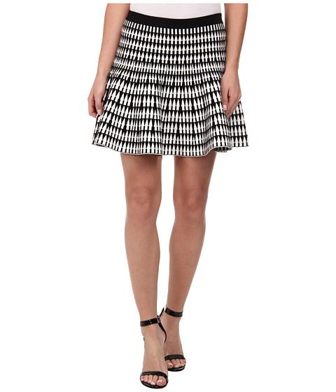 Gabriella Rocha - Kaitlyn Skirt (Black/White) Women's Skirt