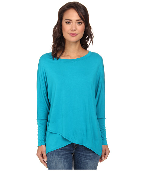 Culture Phit - Ginger Long Sleeve Top (Jade) Women