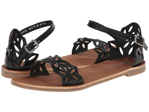 Rebels - Levi (Black) Women's Sandals