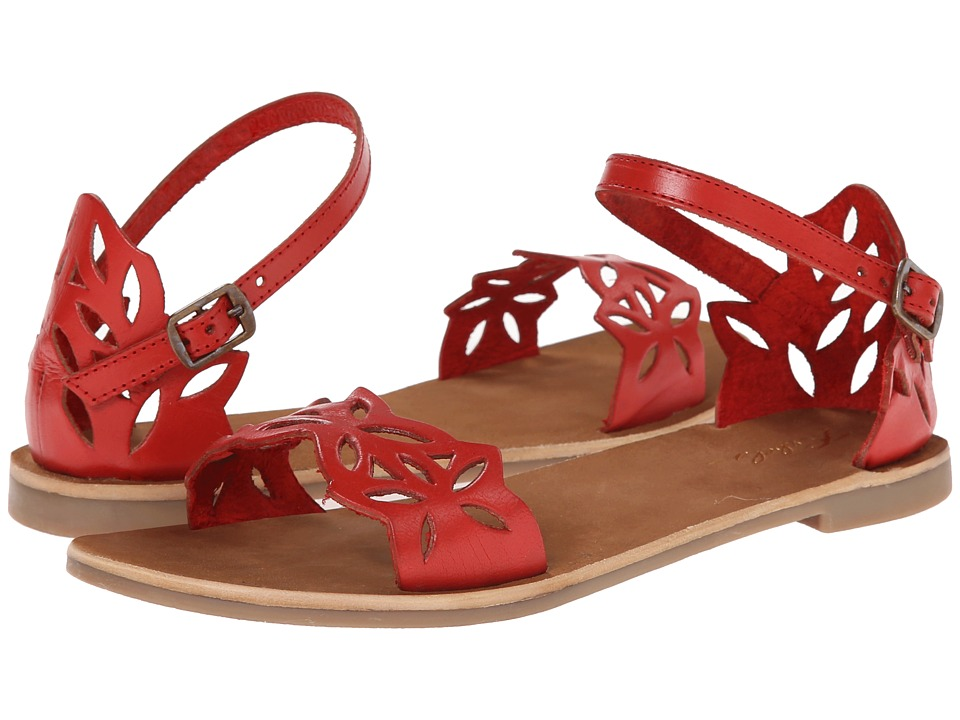 Rebels - Levi (Red) Women's Sandals