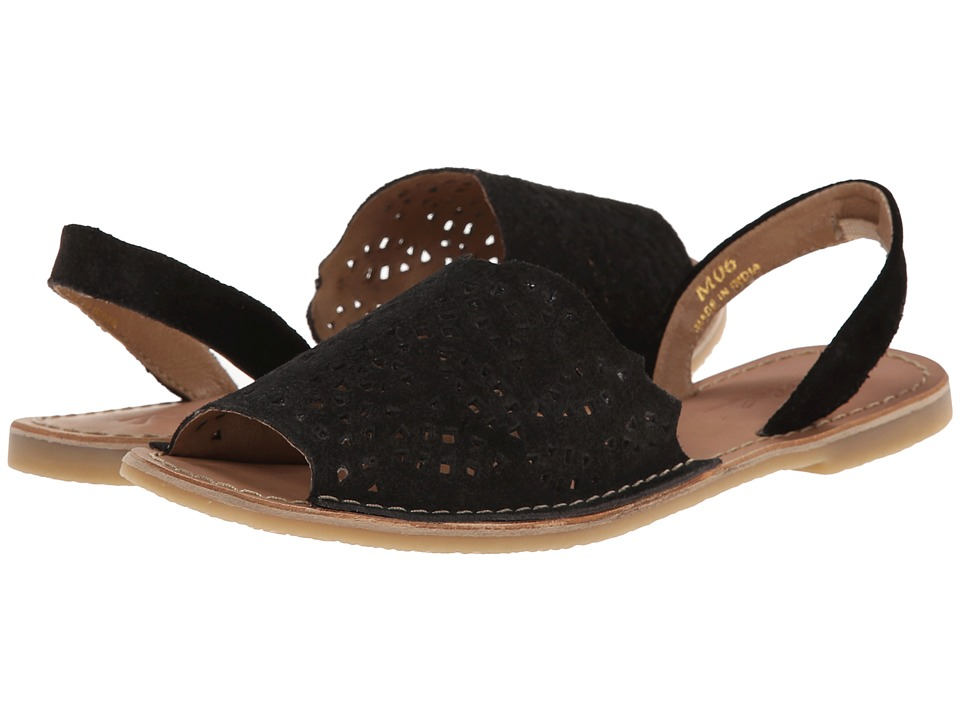 Rebels - Brenna (Black) Women's Sandals