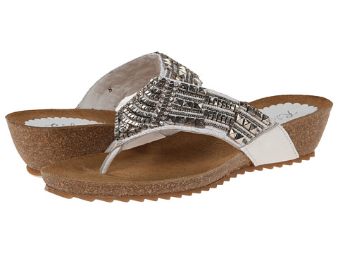 Rebels - Faun (White) Women's Sandals