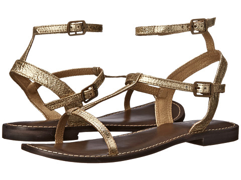 Rebels - Timmie (Gold) Women's Sandals