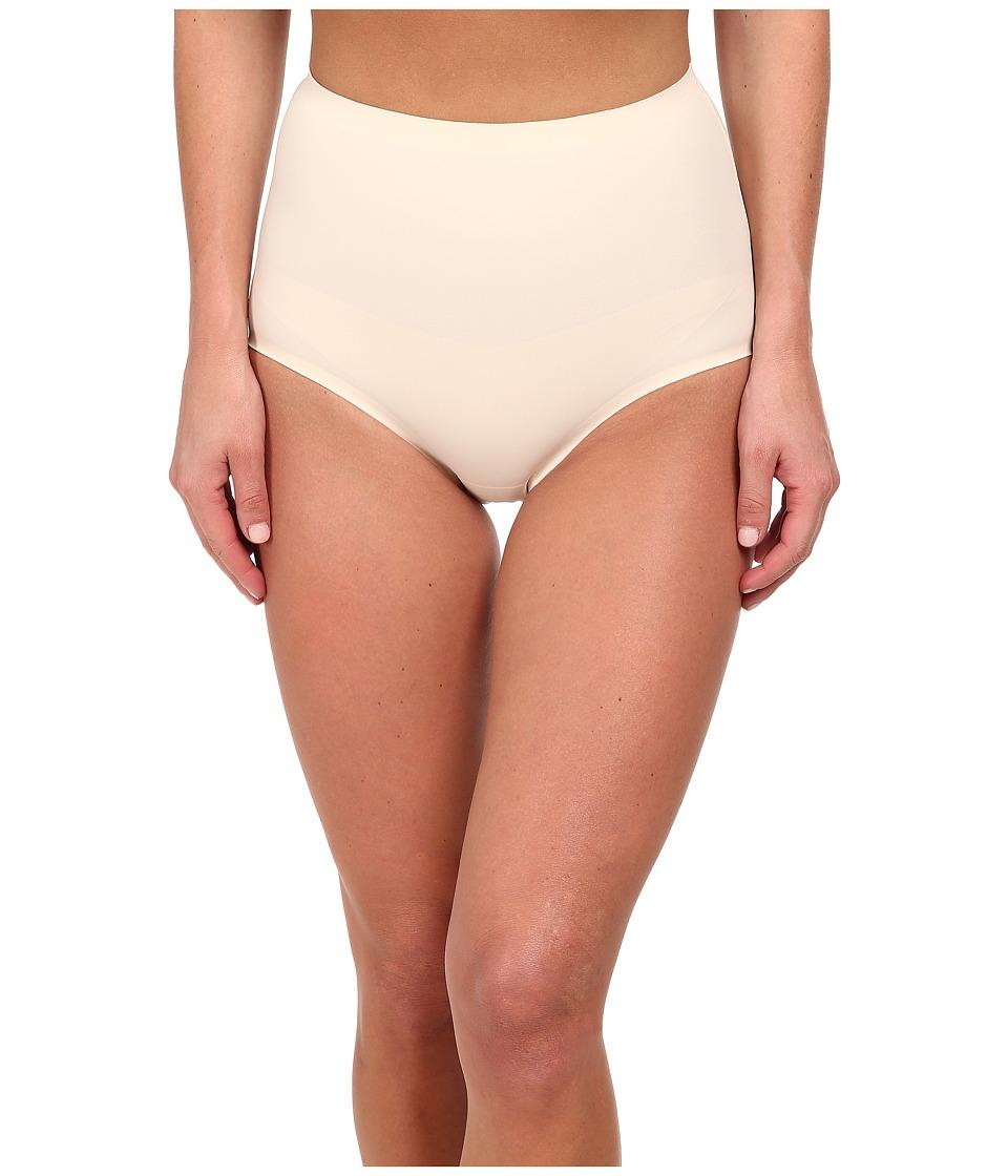 Yummie by Heather Thomson - Marjorie Mid Waist Brief (Nude) Women's Underwear