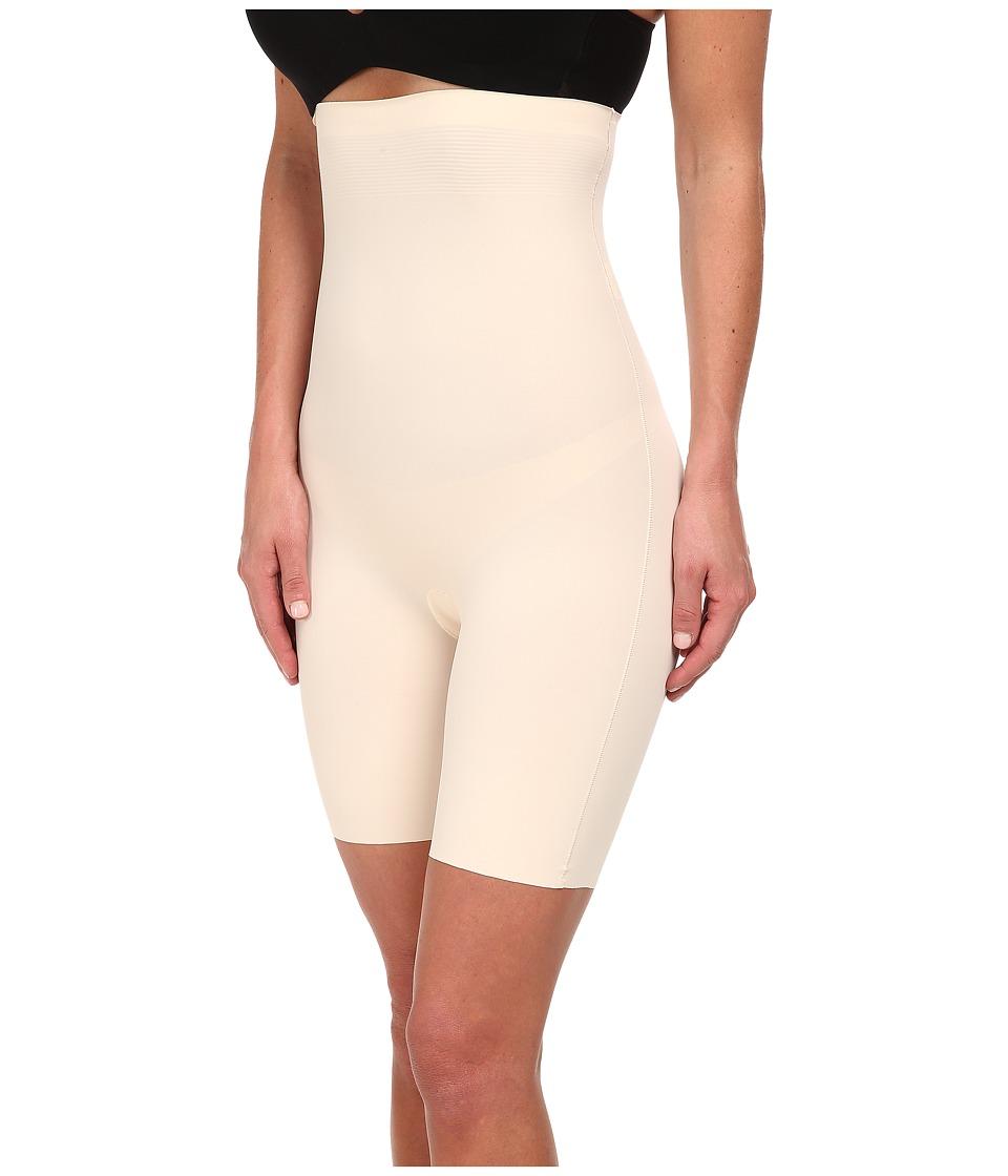 Yummie by Heather Thomson - Florence High Waist Shorts (Nude) Women's Underwear