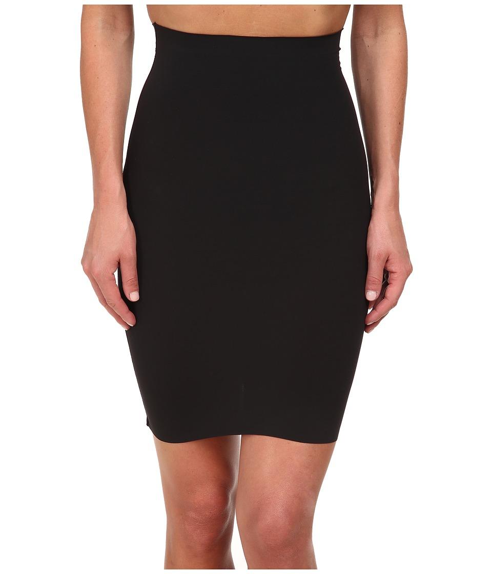 Yummie by Heather Thomson Yulia Skirt Slip (Black) Women