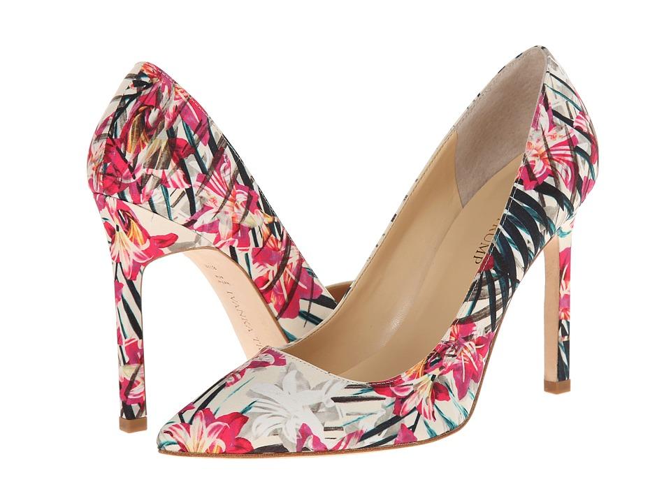 Ivanka Trump Carra3 (Pink Floral) High Heels